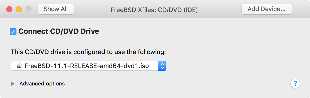 Guide On How To Install FreeBSD On VMware Fusion – X-Files